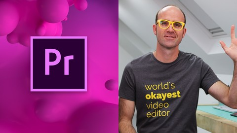 Adobe Premiere Pro CC Essentials Training Course Udemy coupons