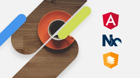Angular 8+, be professional from page one Udemy coupons