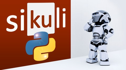 Automate Anything Using Sikuli and Python Real Examples Udemy coupons