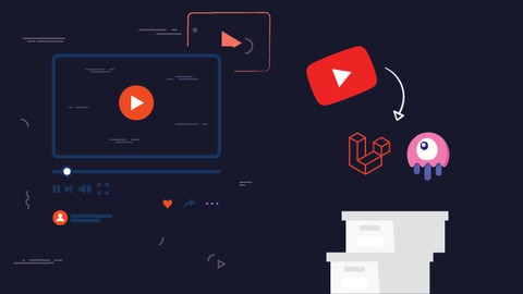 Building Youtube Clone Using Laravel and Livewire Udemy coupons