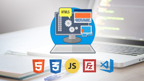 Complete Guide in HTML CSS JavaScript Udemy coupons