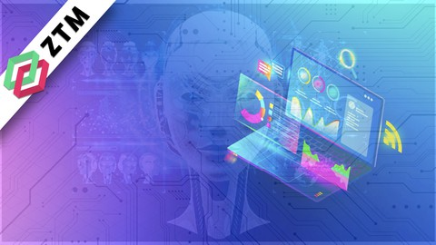 Complete Machine Learning & Data Science Bootcamp 2021 Udemy coupons