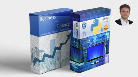 Complete Python for Business and Finance Bootcamp Udemy coupons
