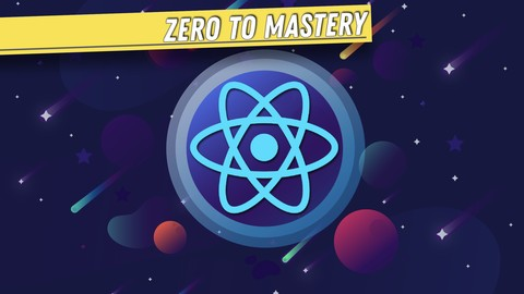 Complete React Developer in 2021 (w/ Redux, Hooks, GraphQL) Udemy Coupons