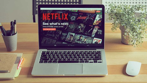 Create a Netflix clone from Scratch: JavaScript PHP + MySQL Udemy  coupons