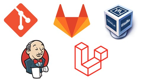DevOps Project CICD with Git GitLab Jenkins and Laravel Udemy coupons