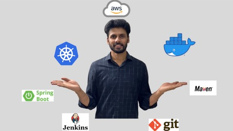 Devops Tools and AWS for Java Microservice Developers Udemy coupons