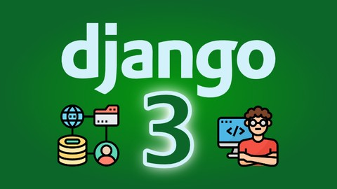 Django 3 - Full Stack Websites with Python Web Development Udemy coupons