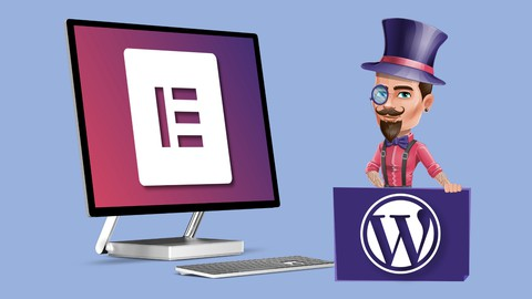 Elementor Theme Builder 2021 Create WordPress Sites Fast Udemy coupons