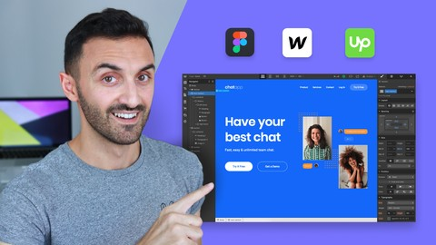 Freelance Web Design From Figma to Webflow to Upwork Udemy Coupons