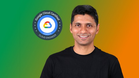 Google Cloud Certification - Associate Cloud Engineer - 2021 Udemy coupons