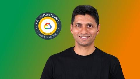 Google Cloud Developer - GCP Professional Certification 2021 Udemy coupons