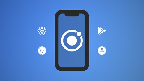 Ionic React Cross Platform Mobile Development with Ionic 5 Udemy coupons