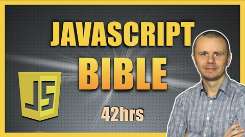 JavaScript Bible - JavaScript Bootcamp 2020 Udemy coupons