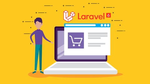 Laravel 6 PHP Framework A - Z Build Professional Ecommerce Udemy coupons