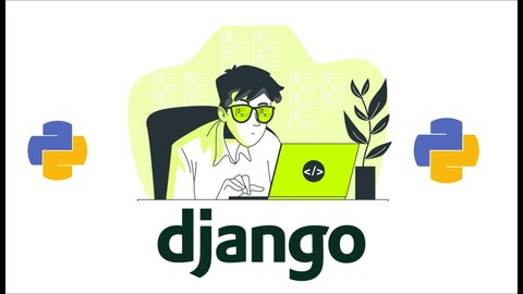 Learn to build complete Django web app & Rest API Python Udemy coupons
