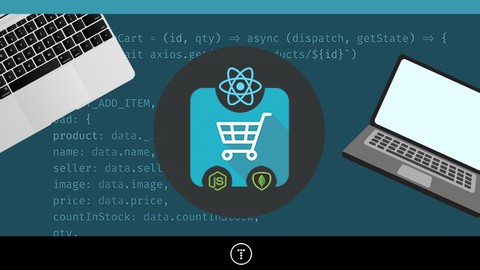 MERN eCommerce From Scratch [2020 Edition] Udemy coupons