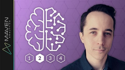 Machine Learning for BI, PART 2 Classification Modeling Udemy coupons