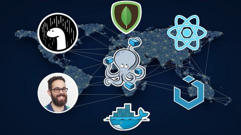 Master Deno, React, Mongo, NGINX running with Docker-Compose Udemy coupons