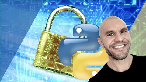 Master Modern Security and Cryptography by Coding in Python Udemy coupons