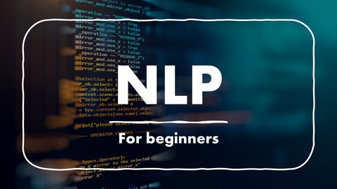 Natural Language Processing (NLP) in Python for Beginners Udemy coupons