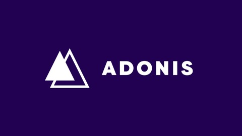 Node.Js REST APIs Development with AdonisJs Udemy Coupons