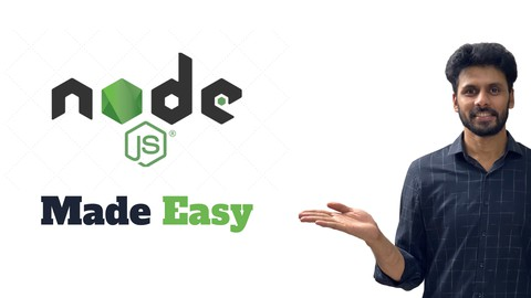 NodeJS made easy for MEAN or MERN Stack Udemy coupons