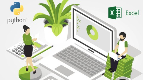 Python for Business Analysis and Excel Udemy coupons