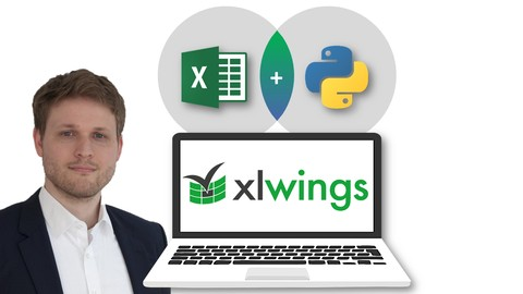 Python for Excel xlwings for Data Science and Finance Udemy coupons