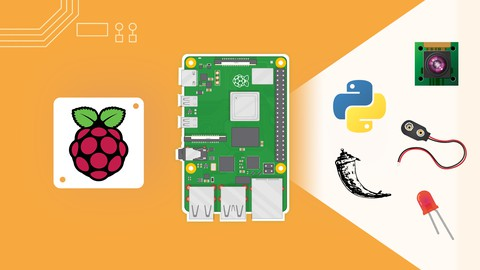 Raspberry Pi For Beginners 2021 Complete Course Udemy coupons