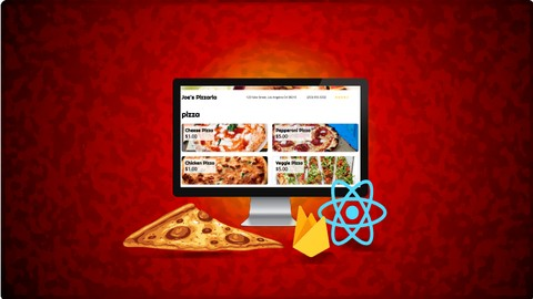 React Pizza Shop – Ordering Food with Hooks and Firebase