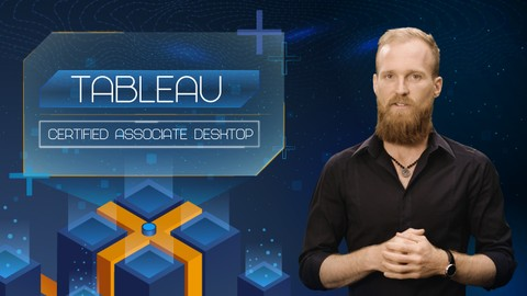 Tableau Certified Associate Exam Guide A-Z Udemy coupons