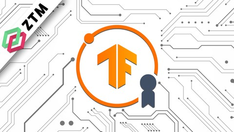 TensorFlow Developer Certificate in 2021 Zero to Mastery Udemy coupons