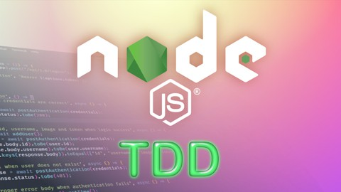 Test Driven Development with Nodejs Udemy coupons