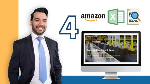 The Complete 2020 Amazon Stock Analysis Training Course Udemy coupons