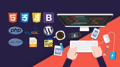 The Complete 2020 PHP Full Stack Web Developer Bootcamp Udemy coupons