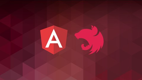The Complete Angular & NestJS Course Udemy coupons