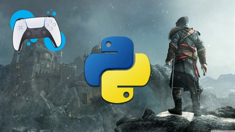 The Complete Python Game Development Course for 2021 Udemy coupons