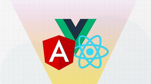 Vue JS 3, React JS & Angular Guide to Popular Frameworks Udemy coupons
