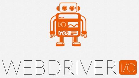 WebDriverIO + Node.js -JavaScript UI Automation from Scratch Udemy coupons