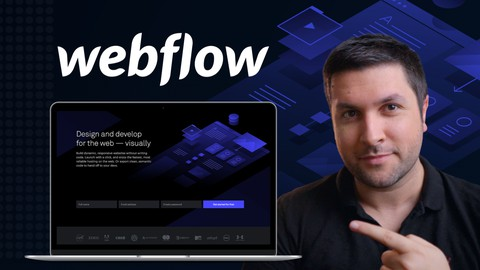 Webflow For Beginners A Masterclass In Webflow Udemy coupons